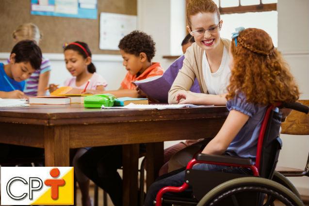 Como é possível enquadrar alunos deficientes nas escolas?   Artigos Cursos CPT