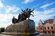 Influência de Carl Marx para a Revolução Russa