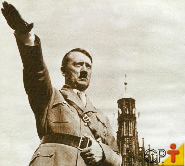 Qual o objetivo do Arianismo criado por Hitler?   Artigos Cursos CPT
