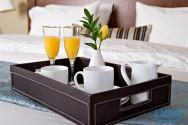 Tipos de acomodações para hotelaria