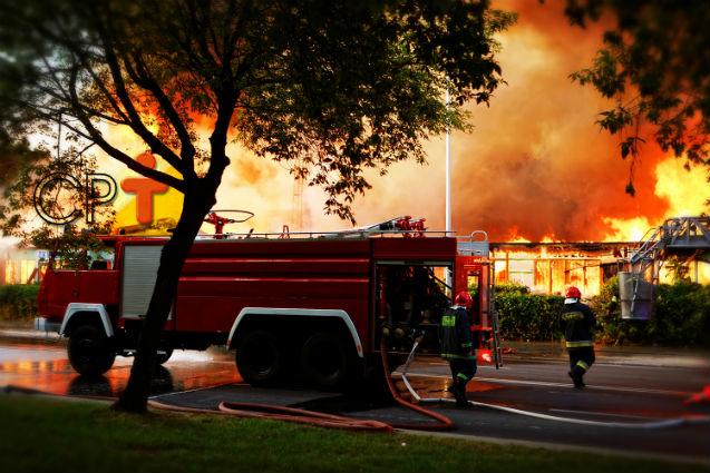 Incêndios em edificações: principais causas   Dicas Cursos CPT