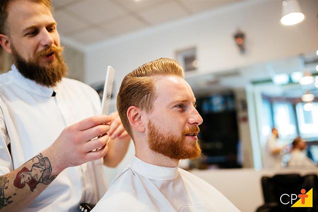 Barbeiro e barbearia