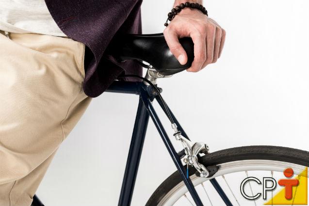 Celim de bicicletas: como regular a altura   Dicas Cursos CPT
