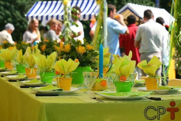 Decoração de festas destaca-se como excelente fonte de renda   Notícias Cursos CPT