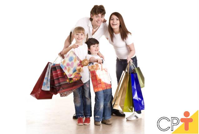 Consumidor, hoje é seu dia! Aproveite!
