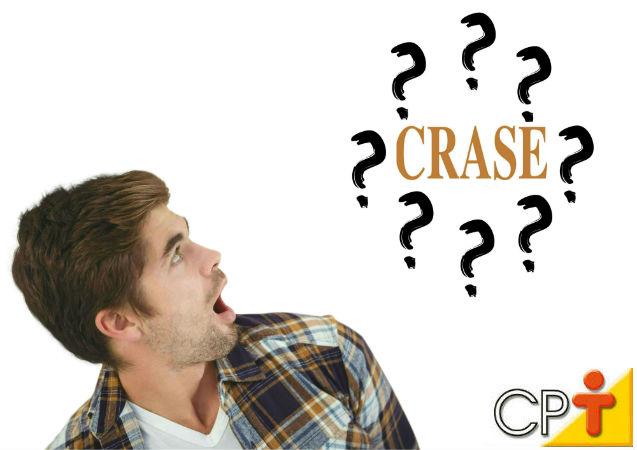 Afinal, o que é a crase?   Artigos Cursos CPT