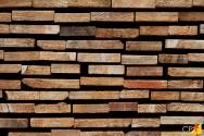 Tratamento de madeiras para cercas