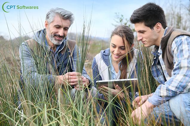 Gerenciamento rural com Softwares