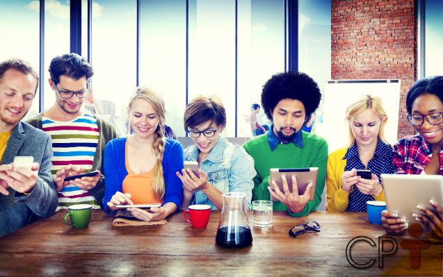 As redes sociais e as relações sociais: o que mudou?   Artigos Cursos CPT
