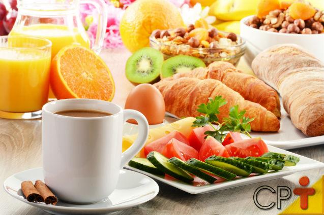 Café da manhã para muitas pessoas: como calcular a quantidade?   Artigos Cursos CPT