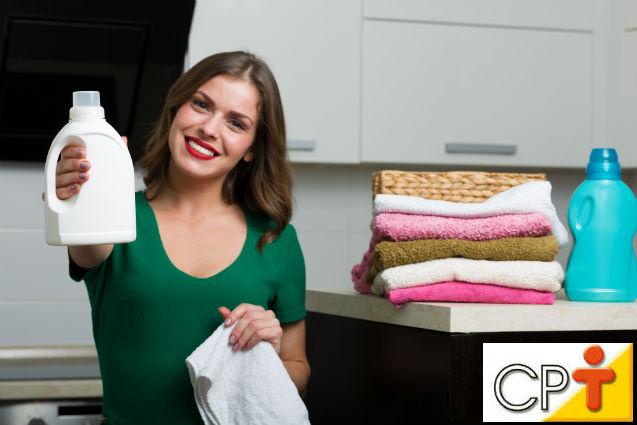 Quer uma fonte de renda extra? Fabrique amaciante de roupas!   Artigos Cursos CPT