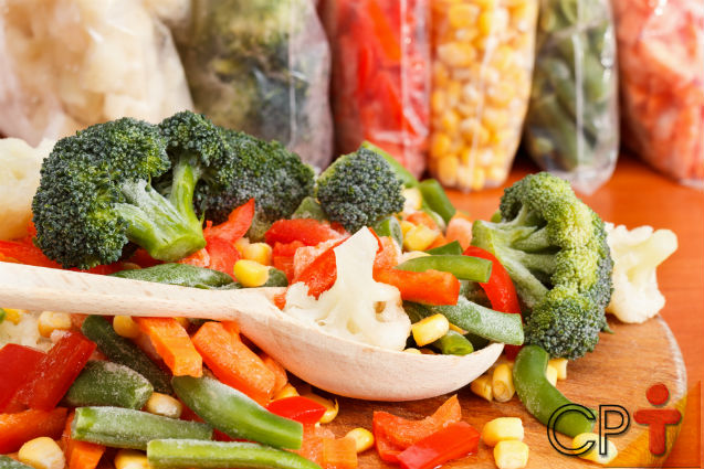 Como o congelamento conserva os alimentos?   Dicas Cursos CPT