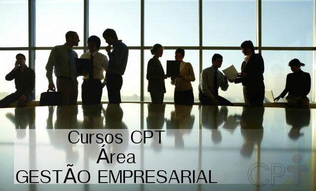 Cursos CPT na área Gestão Empresarial