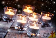 Velas em vasilhames de vidro: como fazer