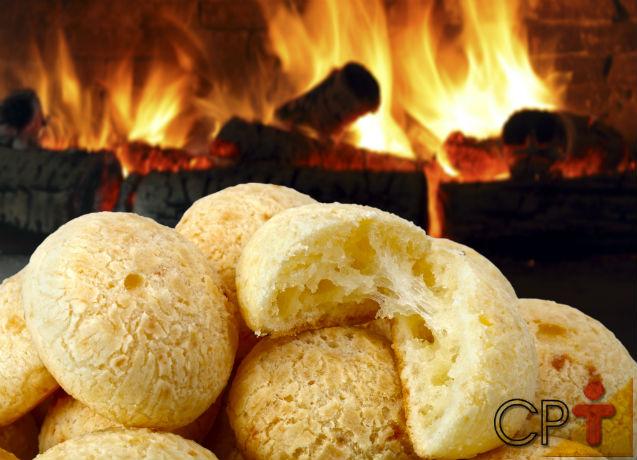 O que causa o envelhecimento do pão de queijo?   Dicas Cursos CPT
