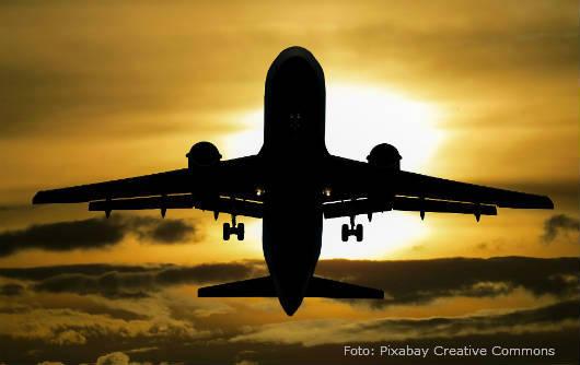 Vai viajar de avião pela primeira vez? Siga as dicas abaixo