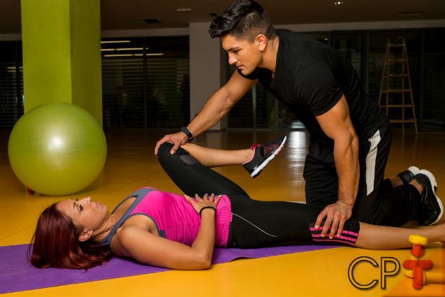 Uma dica de capacitação profissional? Massagem desportiva   Artigos Cursos CPT