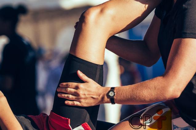 Massagem: aliado dos desportistas na eliminação do ácido láctico   Dicas Cursos CPT