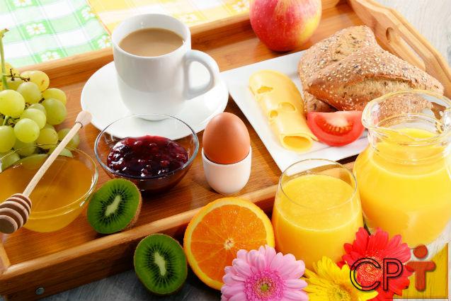 Café da manhã nota 10 tem planejamento, infraestrutura e criatividade   Artigos Cursos CPT