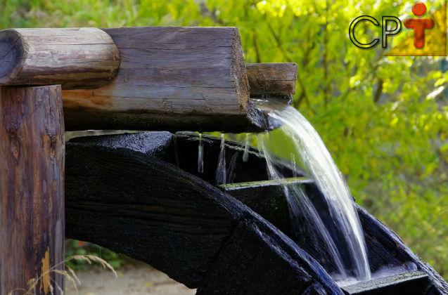 Como gerar energia com baixa vazão de água?   Dicas Cursos CPT
