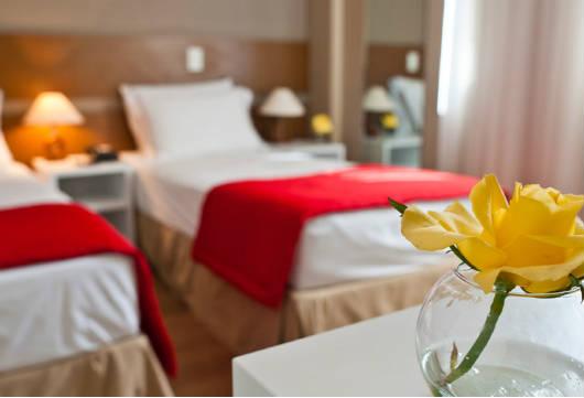 Alfa Hotel, hotel oficial do SIMCORTE 2018