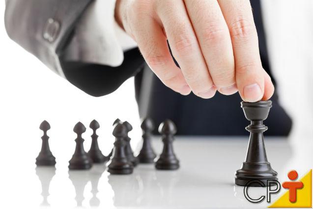 As empresas que não possuem um inimigo devem criar um!    Cursos CPT