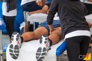 A massagem desportiva