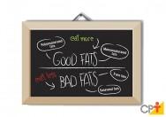 O que são gorduras saturadas e insaturadas?