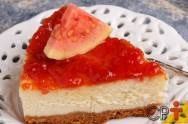 Cheesecake de Goiabada: aprenda fazer