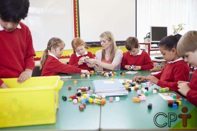 A sala de aula e a construção do conhecimento dos alunos   Artigos Cursos CPT