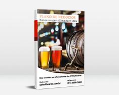 E-book Plano de Negócio Nanocervejaria King Beer Ltda