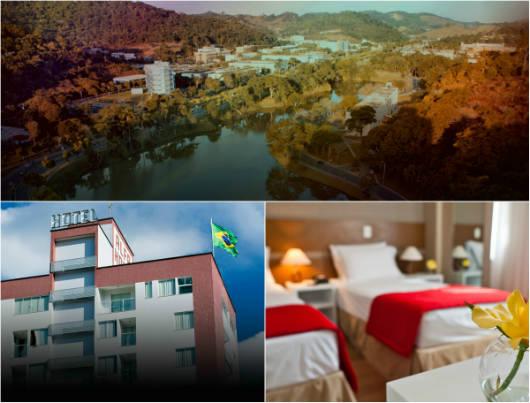 Vai participar das formaturas de julho 2018 em Viçosa? Venha se hospedar no Alfa Hotel!