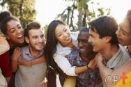 Viva a amizade! Hoje é Dia do Amigo!
