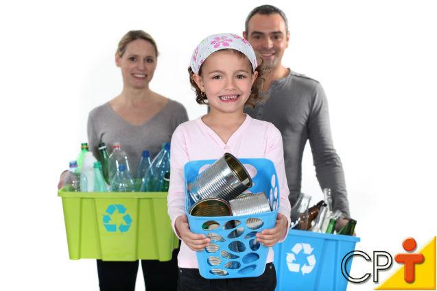 Sustentabilidade urbana: coleta seletiva de lixo e reciclagem   Artigos Cursos CPT