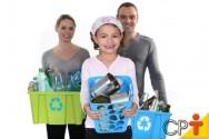 Sustentabilidade urbana: coleta seletiva de lixo e reciclagem
