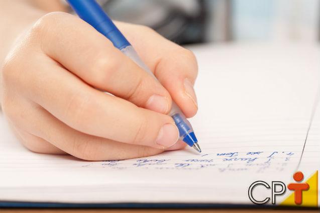 Dica de redação para o Enem? Conheça a Carta Argumentativa   Dicas Cursos CPT