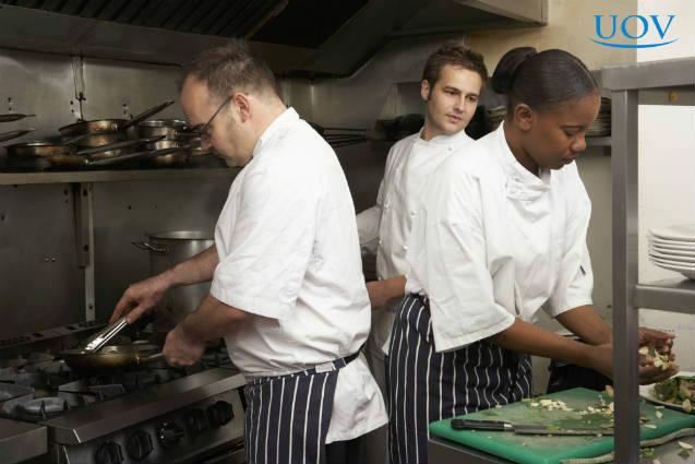 Como formar uma equipe de cozinha perfeita