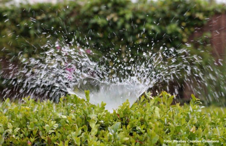 Como construir um sistema de irrigação caseiro