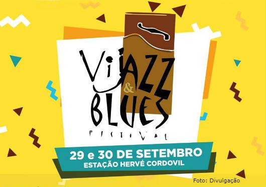 Vem aí o Vijazz & Blues Festival 2018