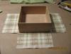 Revestimento de caixas pode ser feito com papel de seda, fantasia e importado