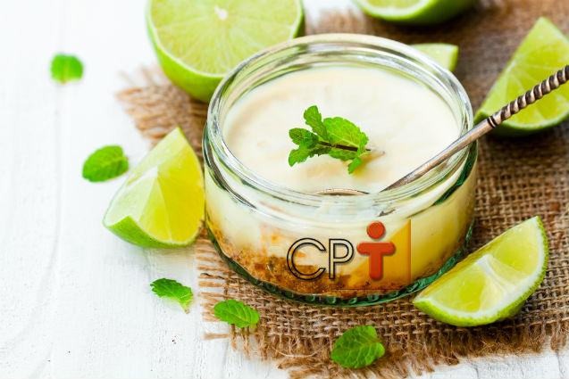 Torta de limão no copinho - aprenda a fazer   Receitas Cursos CPT