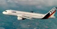 O Airbus A320 saiu do aeroporto com 50% do biocombustível  misturado ao querosene de aviação de uma das suas turbinas.