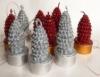 Velas decorativas aumentam a renda do artesão no fim de ano