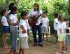 Musicalização na educação infantil desenvolve o raciocínio e  a concentração