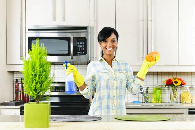 Dicas imperdíveis para limpar a casa