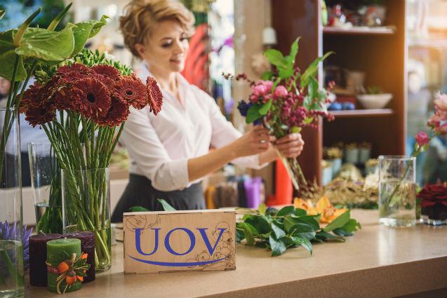 As flores, os floristas e os arranjos florais!   Artigos Cursos UOV