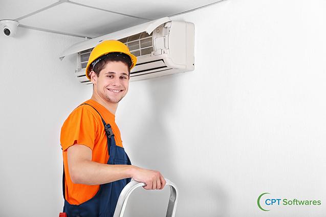 Reparação de ar-condicionado