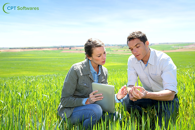 Softwares para a agricultura