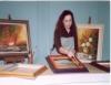 Arte na produção de moldura e telas