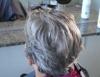 Como pintar cabelos brancos